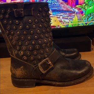 Frye Jenna Disc Short Boots